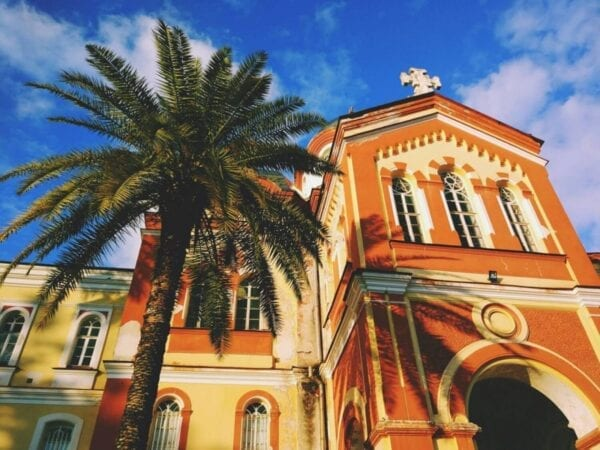 Непростая судьба Новоафонского монастыря