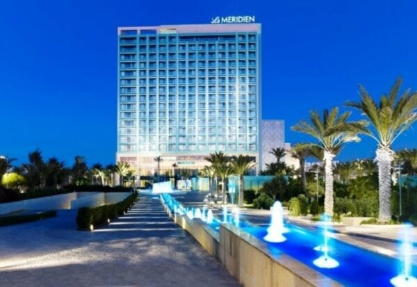 Top-10 most popular hotels of Algeria