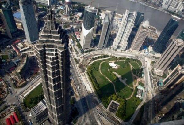 Golden Prosperity – Jin Mao Tower