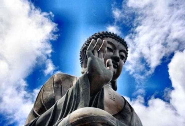 The man who worshiped gods – divine Buddha
