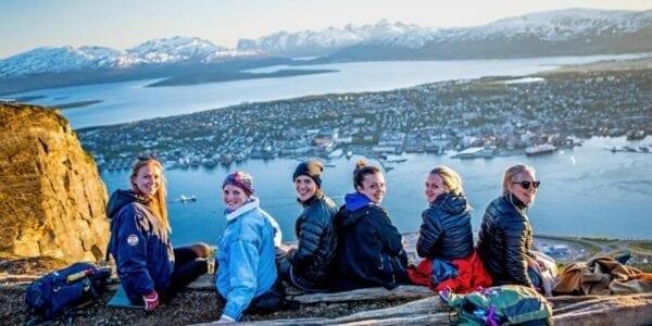 Тромсе — самый северный город Норвегии
