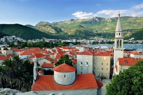 Отели Будвы, Черногория