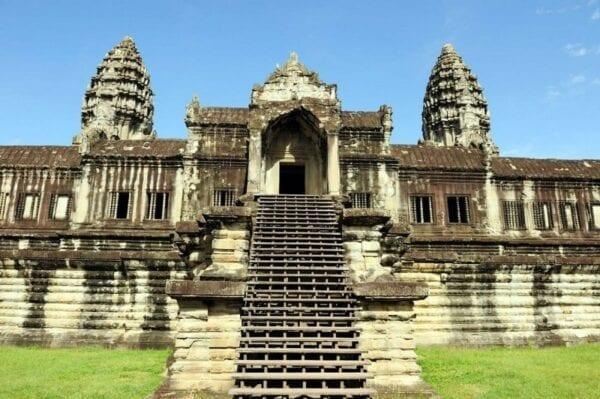 Ангкор-Ват — чудеса кхмерской архитектуры