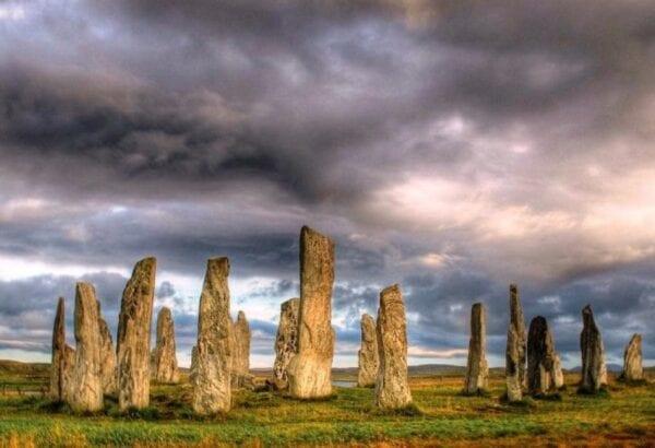 Cult place Scotland – Calanais