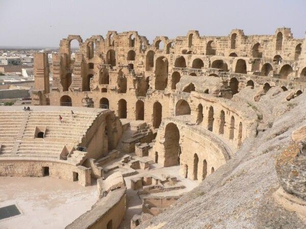 5 мест Туниса, обязательные к посещению