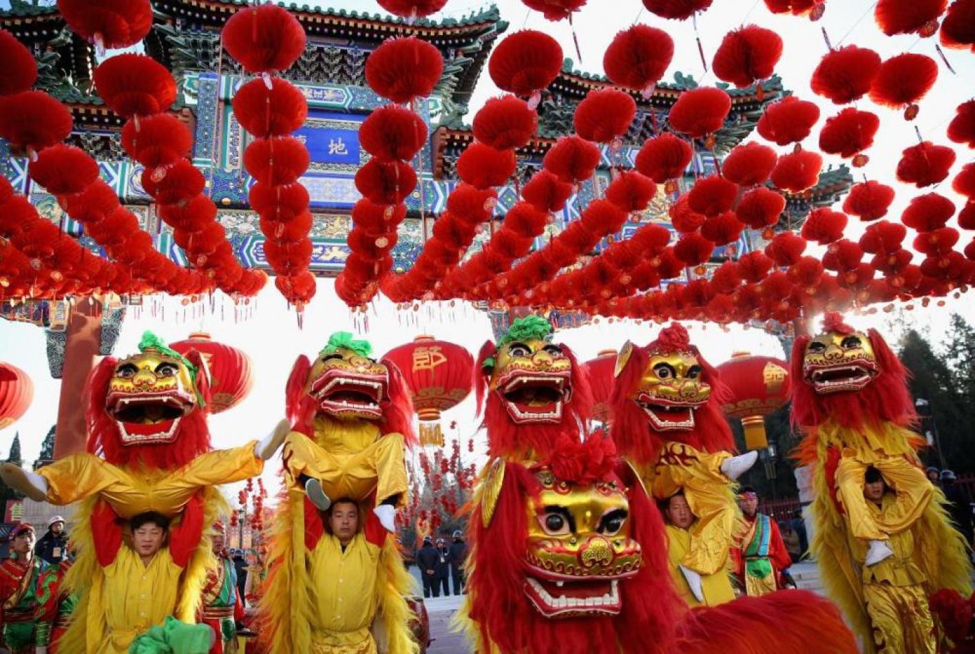 Картинка нового года в китае