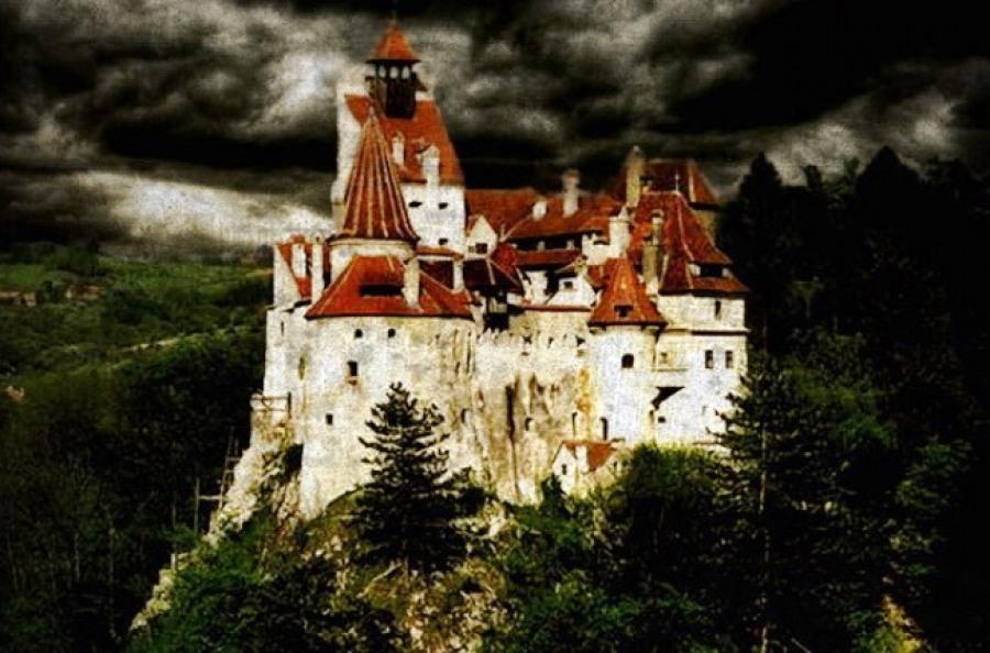 никто замок влада цепеша фото данной