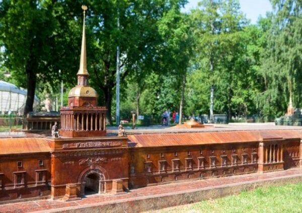 Санкт-Петербург в миниатюре