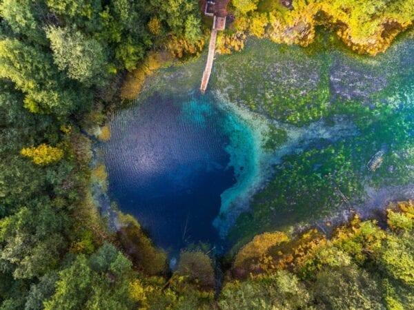 Голубые озера Казани – место с целебной силой