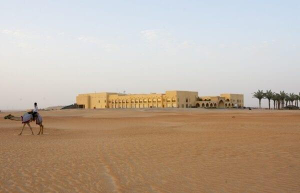 Какой торговый центр является самым большим в Абу-Даби