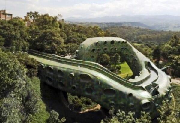 Quetzalcoatl nest