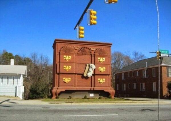 Big Bureau или новый взгляд на путешествие в США