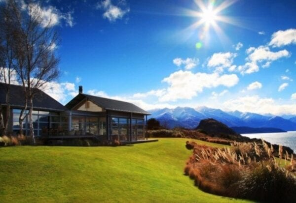 Top-10 most popular hotels of New Zealand