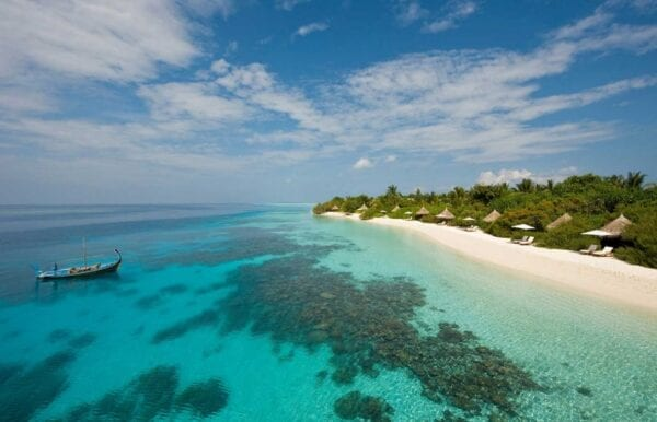 Какая погода на Мальдивах в сентябре