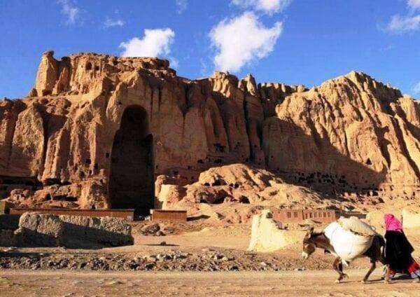 Самые интересные места Азии: Будды Бамиана