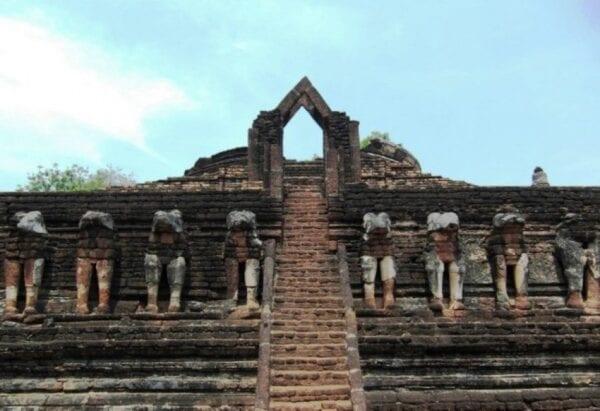 Kamphaeng Phet town – a historical nook of Thailand