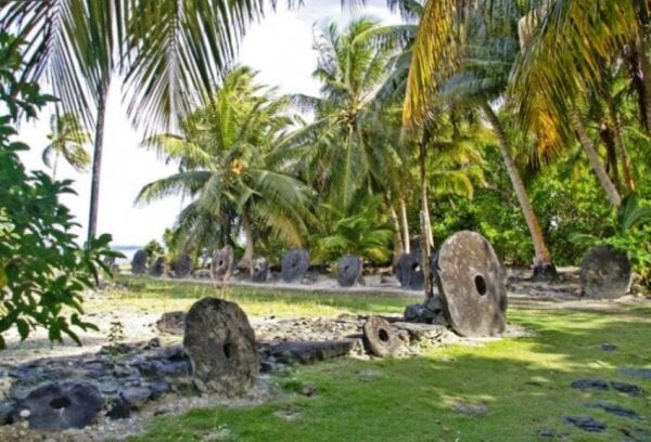 Incredible island of Yap and its stone money