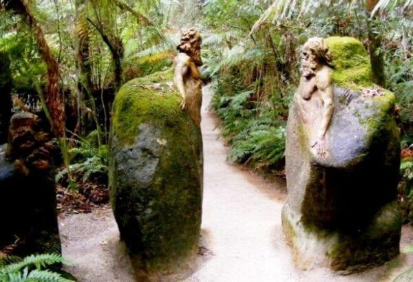 Australia. Sanctuary potter