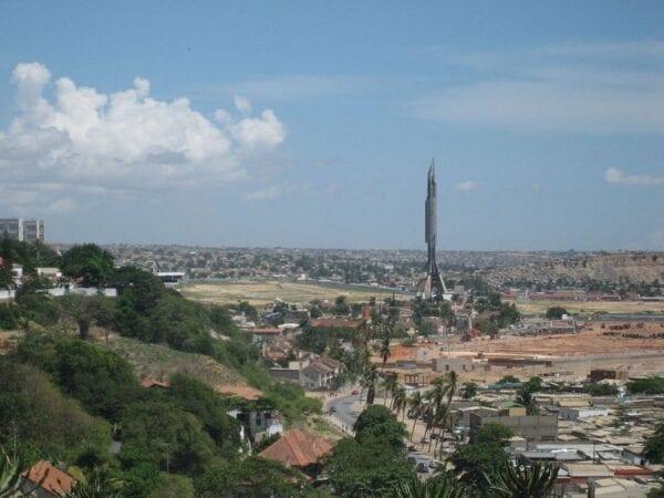 Луанда: столица Анголы, географическое расположение