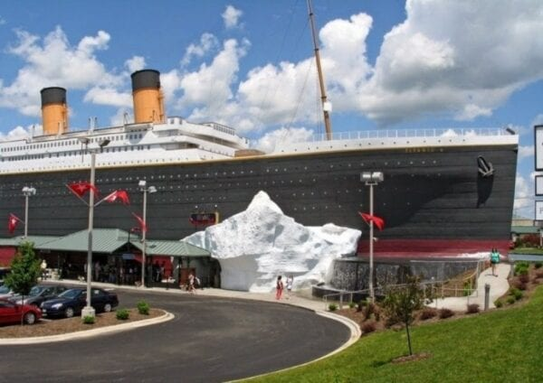 The Titanic Museum