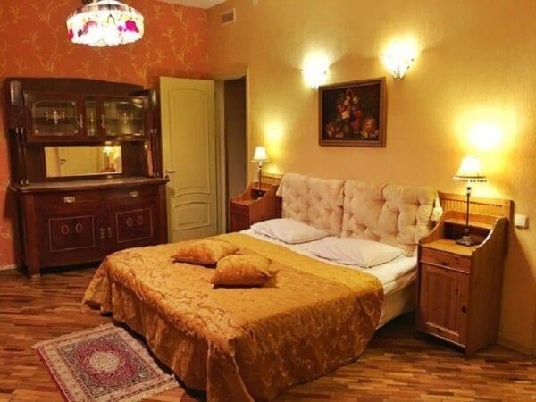 Самые необычные отели Санкт-Петербурга