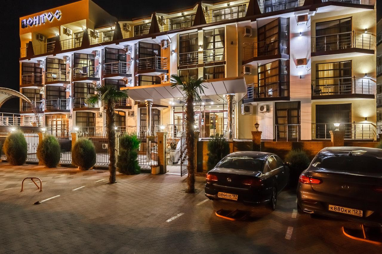 Отель Понтос