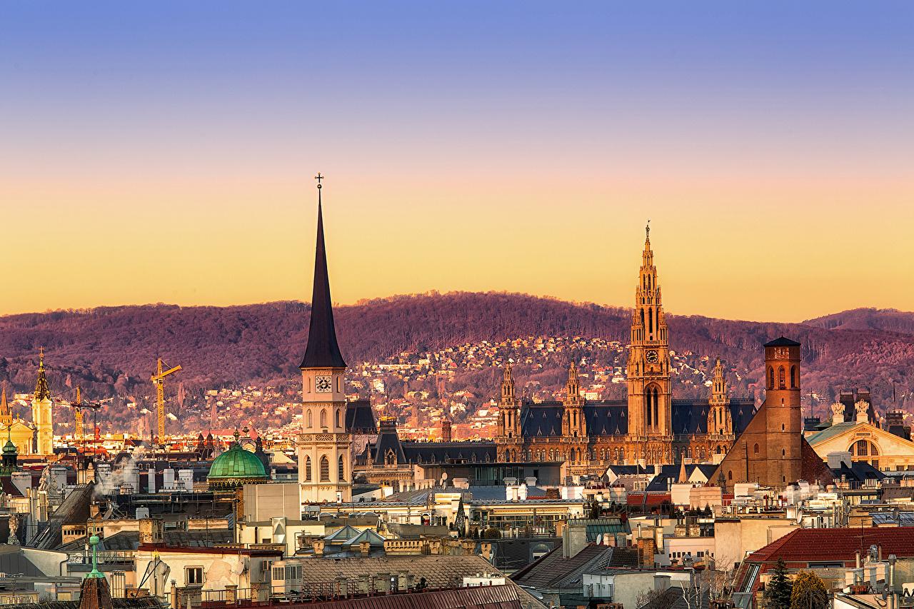 Ранняя весна в Вене и Праге 2