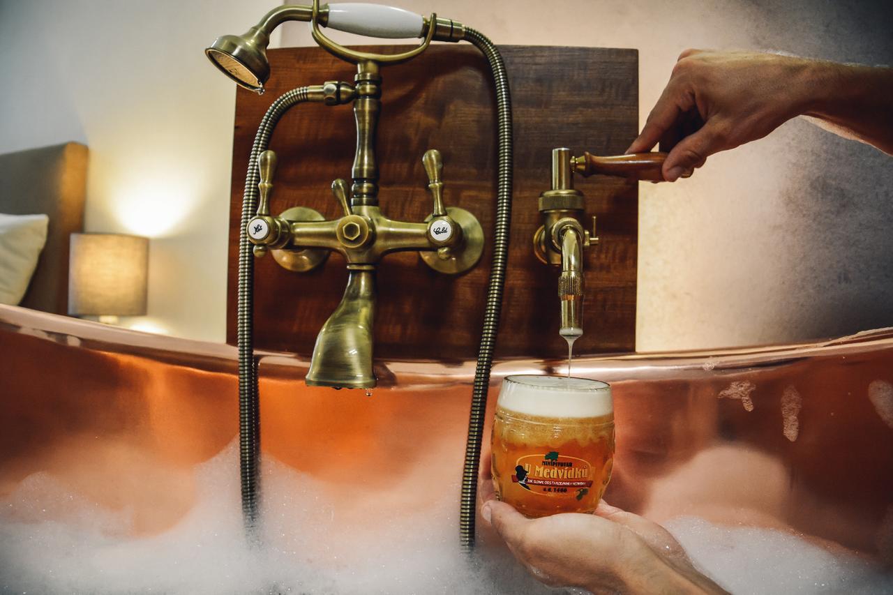 Brewery Hotel U Medvidku
