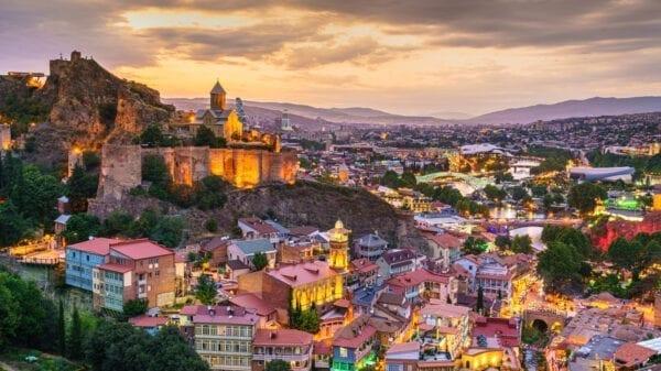 Десять занимательных фактов о Тбилиси
