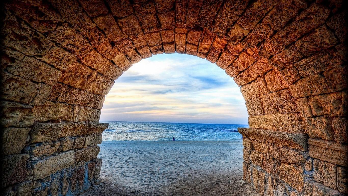 купальный сезон в Израиле