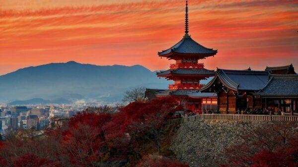 Путешествие в Японию: храмы Киото