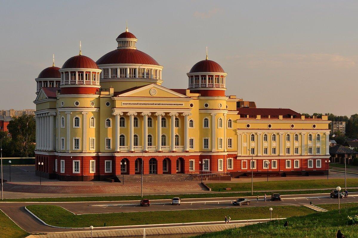 Древнерусский город Саранск  столица Мордовии 3