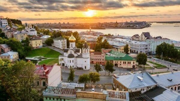Путешествие в город на берегах двух рек – Нижний Новгород
