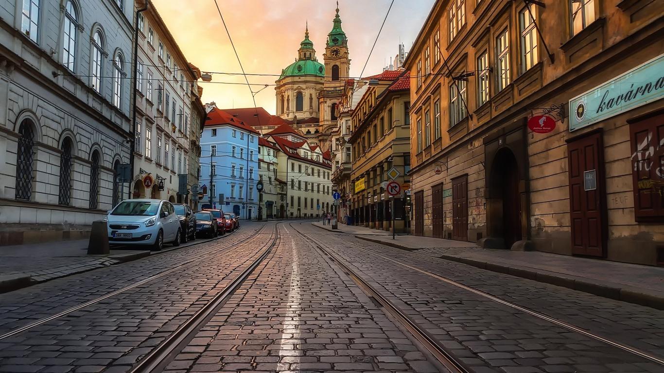 Ранняя весна в Вене и Праге 3
