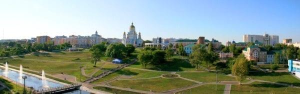 Древнерусский город Саранск – столица Мордовии