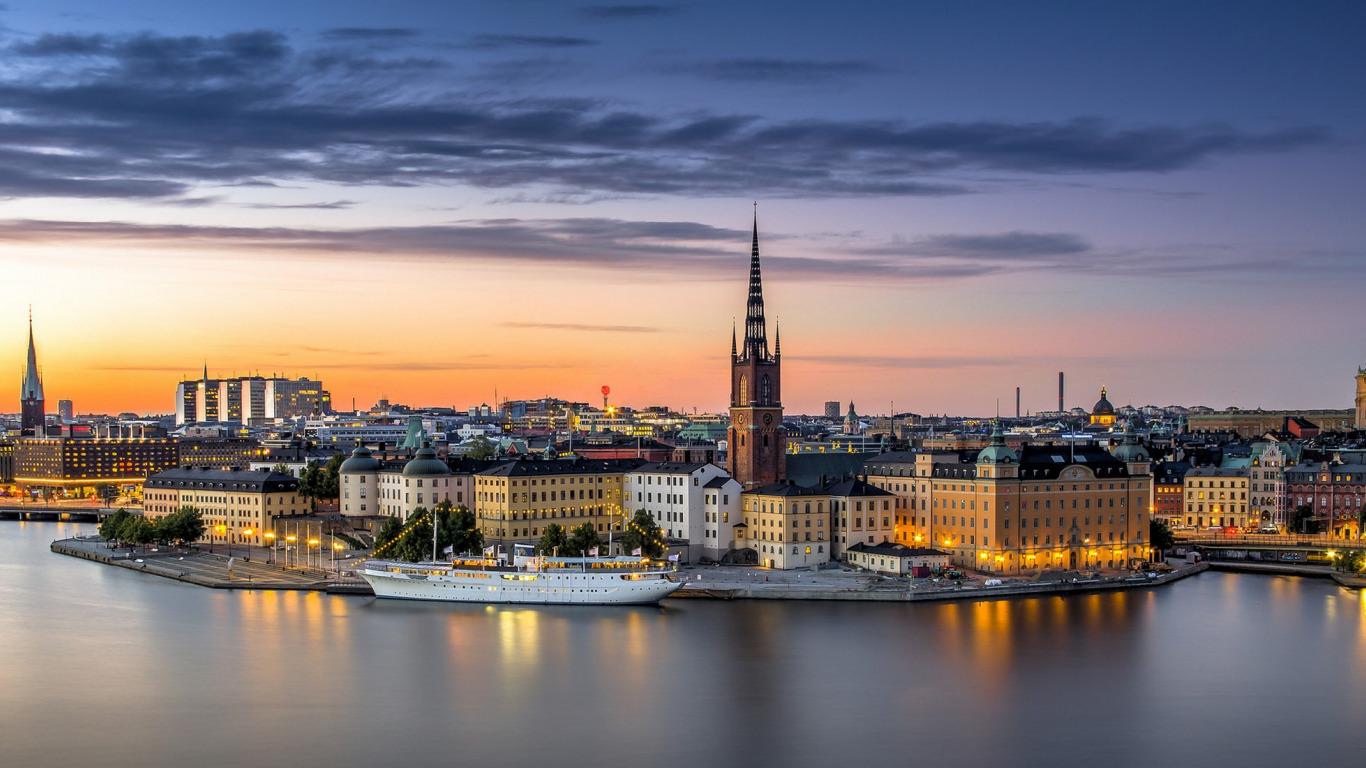 Отдыхать в Швеции