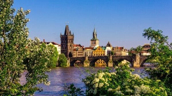 Ранняя весна в Вене и Праге