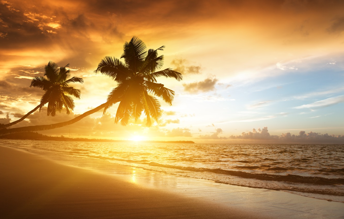 caribbean-ocean-sea-sunrise
