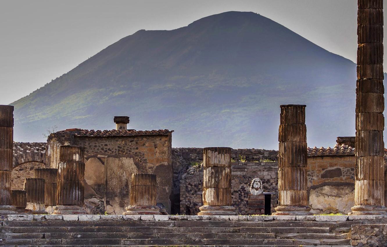 Разрушитель Помпеи  Везувий 5