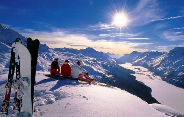 Отдых вдвоем зимой, гдеотдыхать?