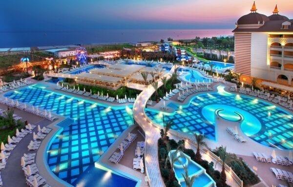 Лучшие отели турецкого побережья