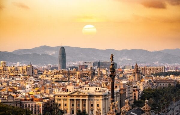 Один из десяти лучших городов Европы – несравненная Барселона