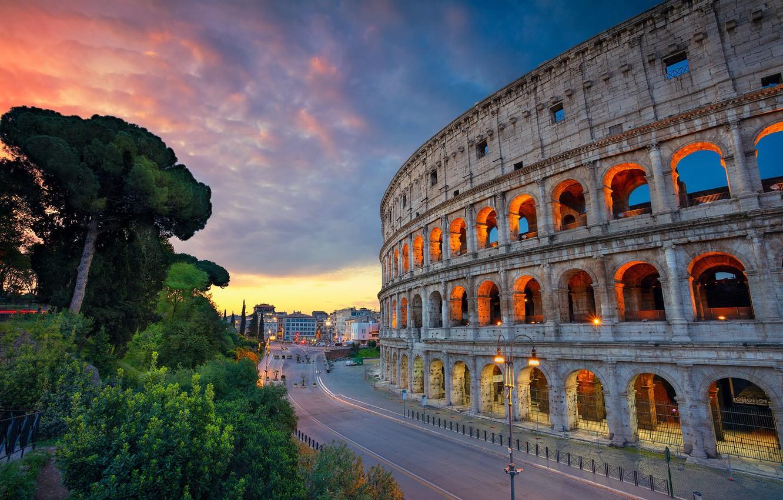 colosseum-rome-italy-kolizei-rim-italiia-amfiteatr-drevnii-r