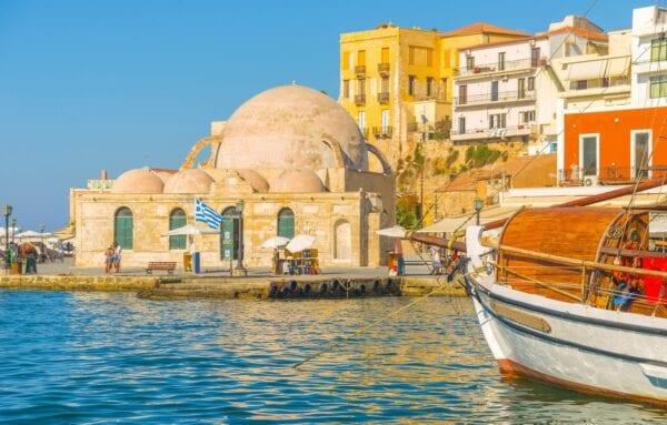 Остров Крит. Интересные факты
