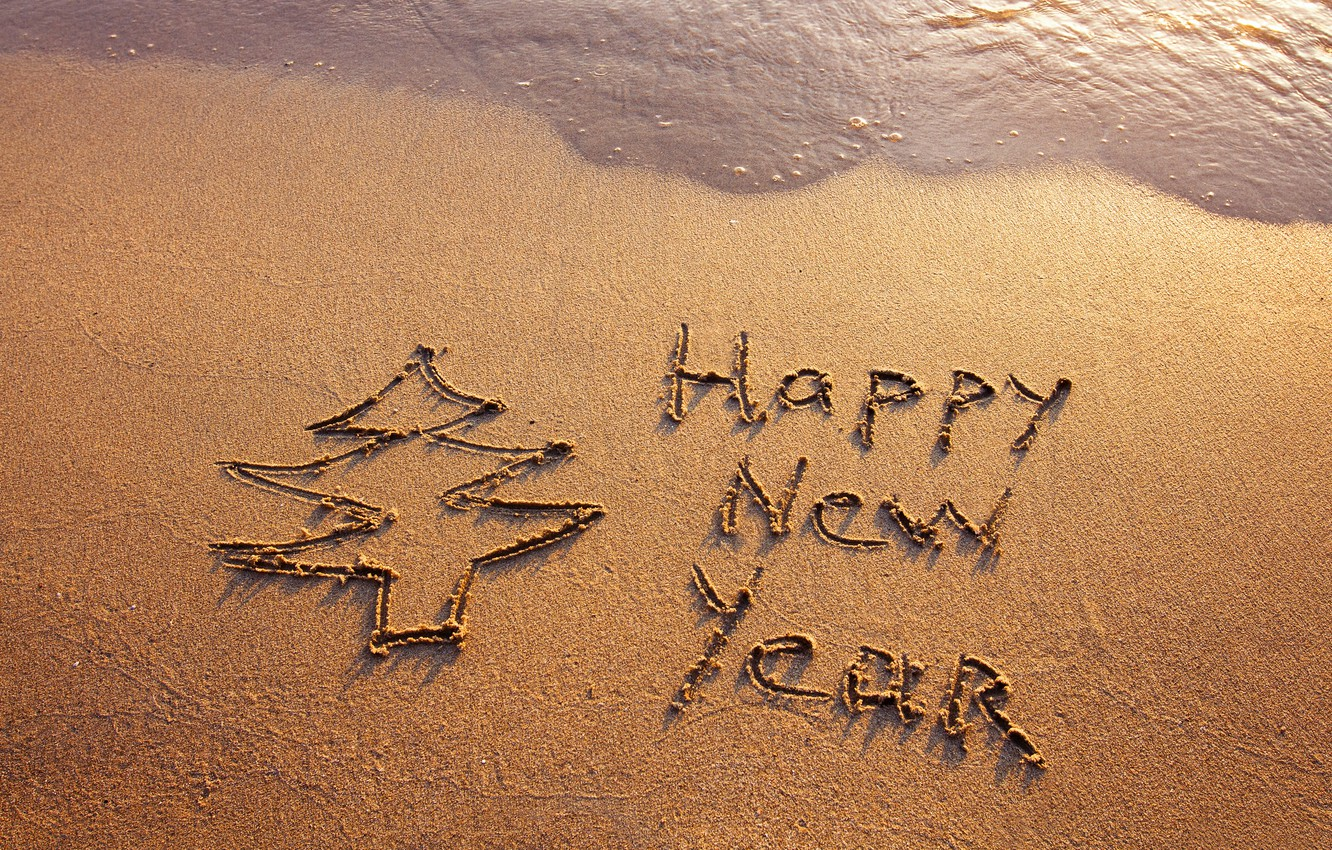 happy-new-year-beach-sand-sea-3022