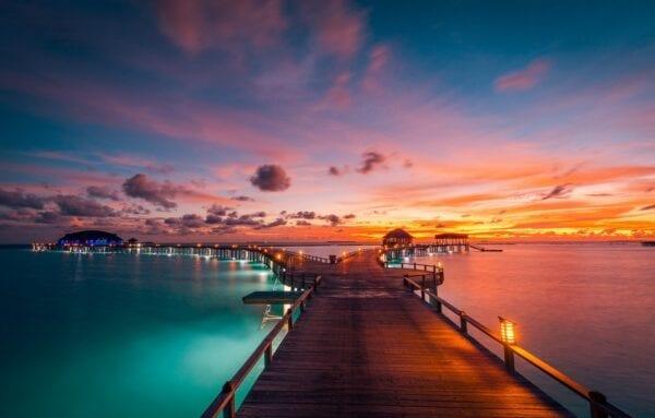Можно ли ехать на Мальдивы летом