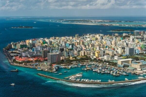 Мале – столица на острове