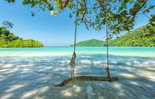Пляжный отдых зимой воВьетнаме