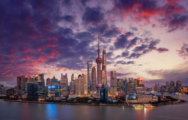 shankhai-kitai-reka-doma-zdaniia-neboskrioby-panorama