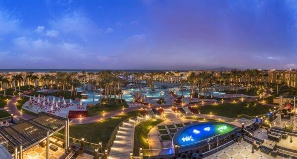 10 лучших отелей Шарм-эль-Шейха 5 звезды